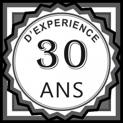 charpentier 30 ans d'expérience
