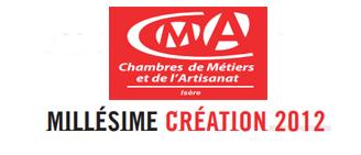 charpentier millésime création 2012 CMA
